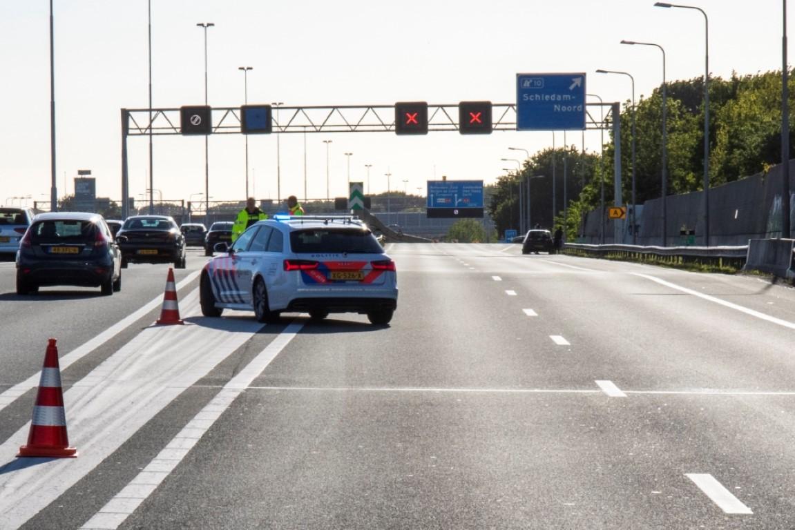 Komend weekend afsluiting snelweg A4