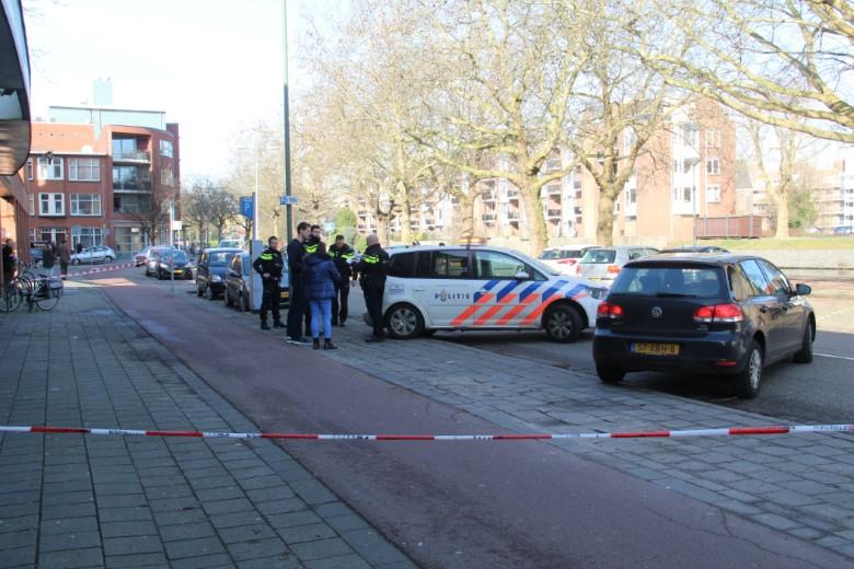 Schiedam - Man in been geschoten