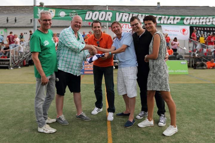 NK korfbal geweldige promotie voor topkorfbal in Westland