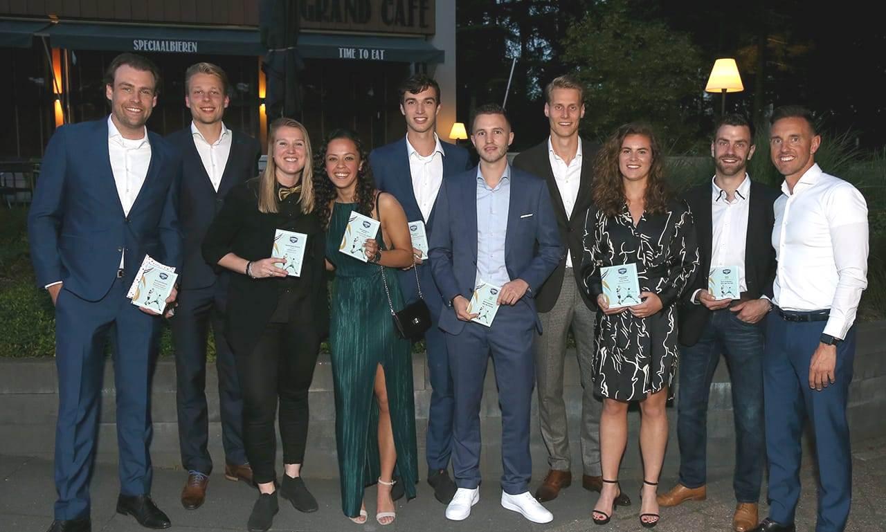Rick Voskamp en Alex den Hartog scheidsrechter van het jaar