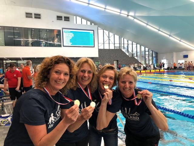 Westlandse masters Nederlands kampioen