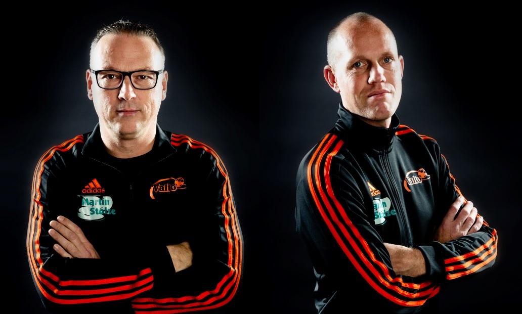 Coaches van Valto 1 en 2 verlengen samenwerking