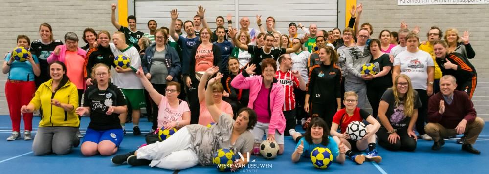 Geslaagde G korfbal clinic bij Valto