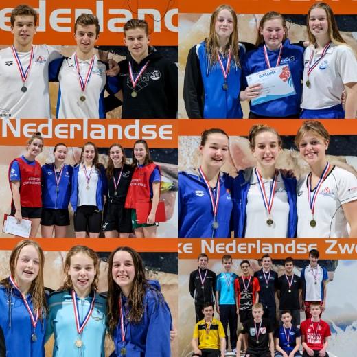 ZVVS levert 7 Nederlandse Kampioenen op NJJK