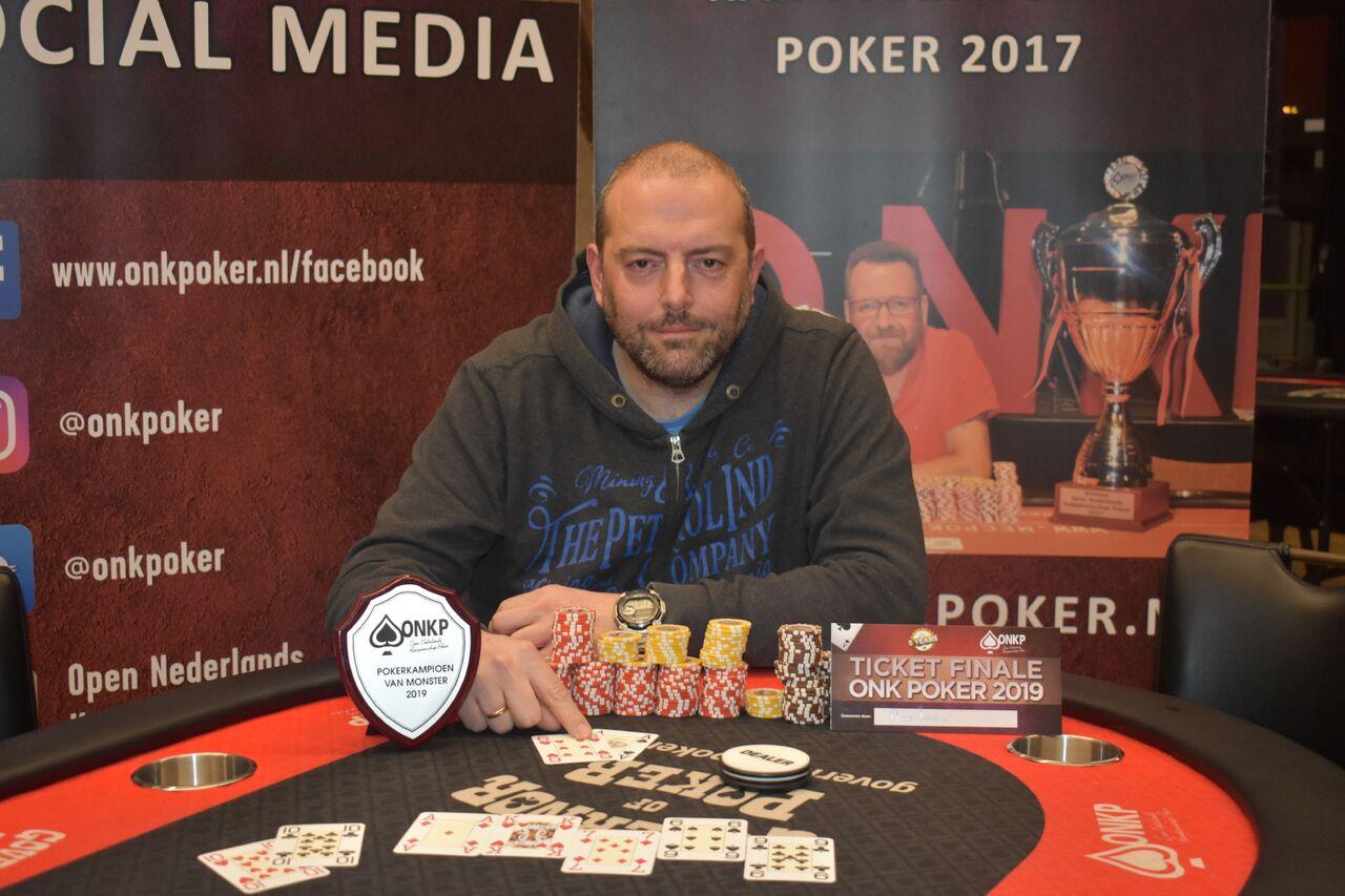 Nico Ladru Pokerkampioen van Monster