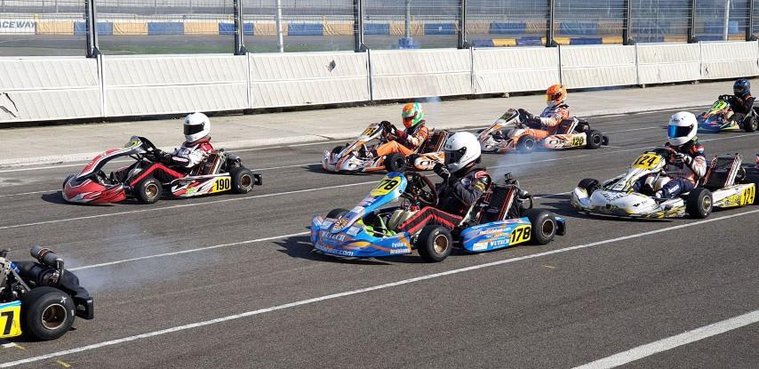 Rocco de Heer vierde bij Raceway Venray