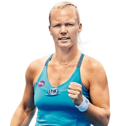 Bertens uitgeschakeld in Australian Open