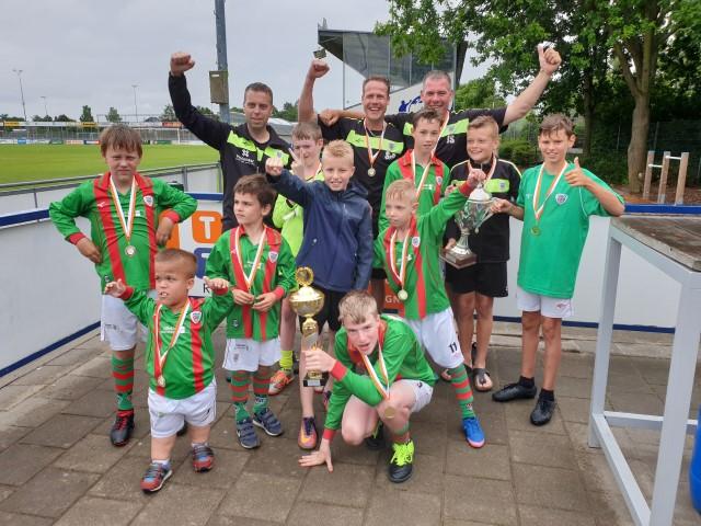 S team Velo wint Sportiviteit Wisselbokaal