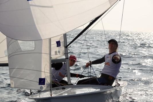 Westlands zeilduo strijdt voor olympisch ticket