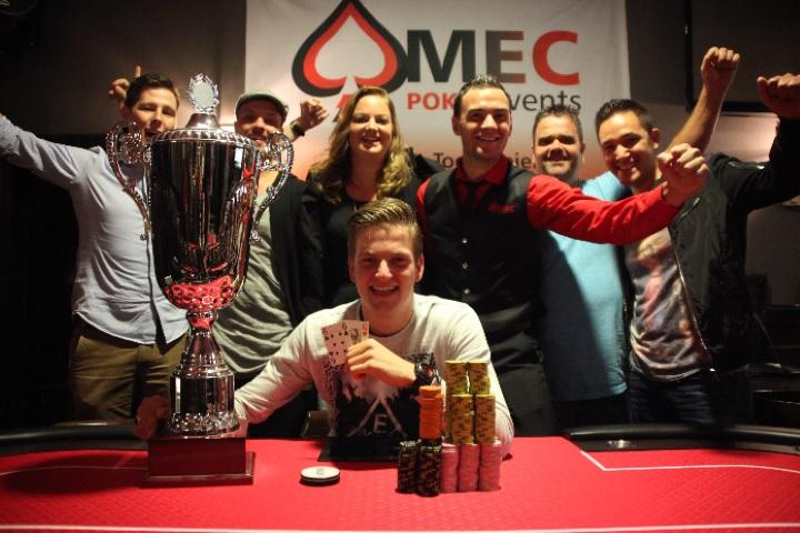 Kampioenschap Poker komt naar Ter Heijde