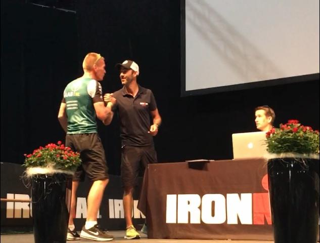 Lankester gekwalificeerd voor WK Triathlon in Nice