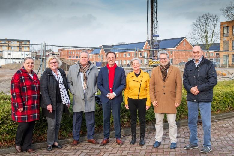 Prestatieafspraken over betaalbare woningen in Maassluis