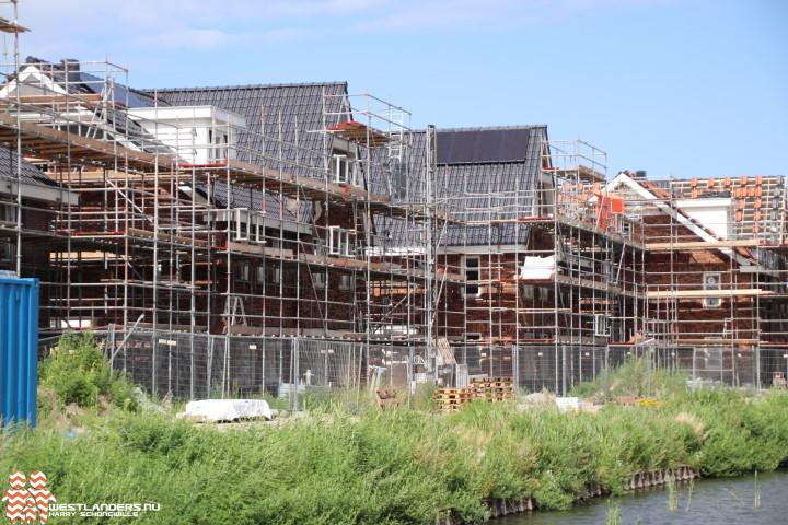 Stand van zaken nieuwbouw in Westland