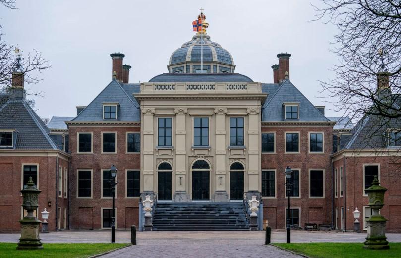 Koninklijk gezin verhuisd naar paleis Huis ten Bosch