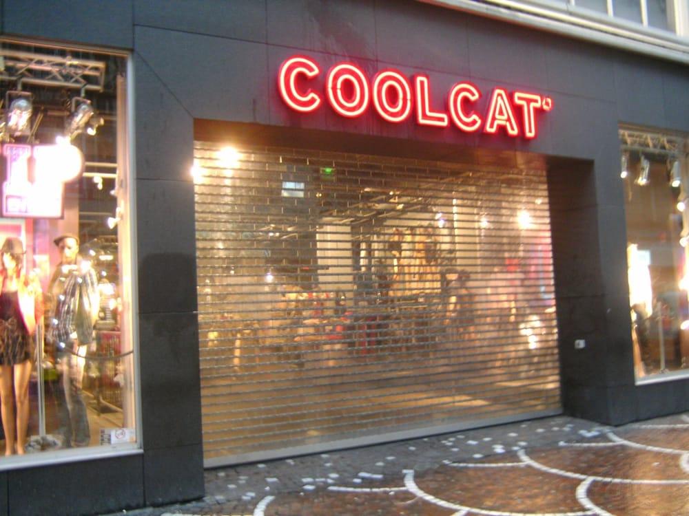 Kledingwinkel Coolcat vraagt faillisement aan