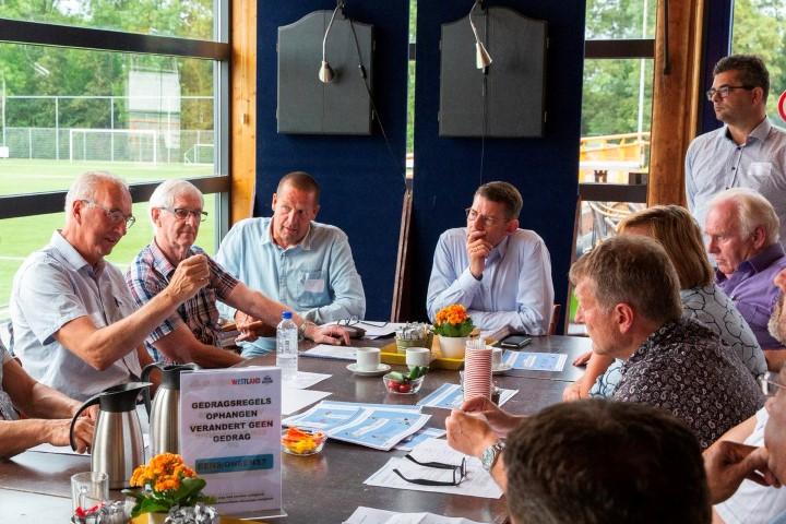 Gemeente in gesprek met verenigingen over alcoholbeleid