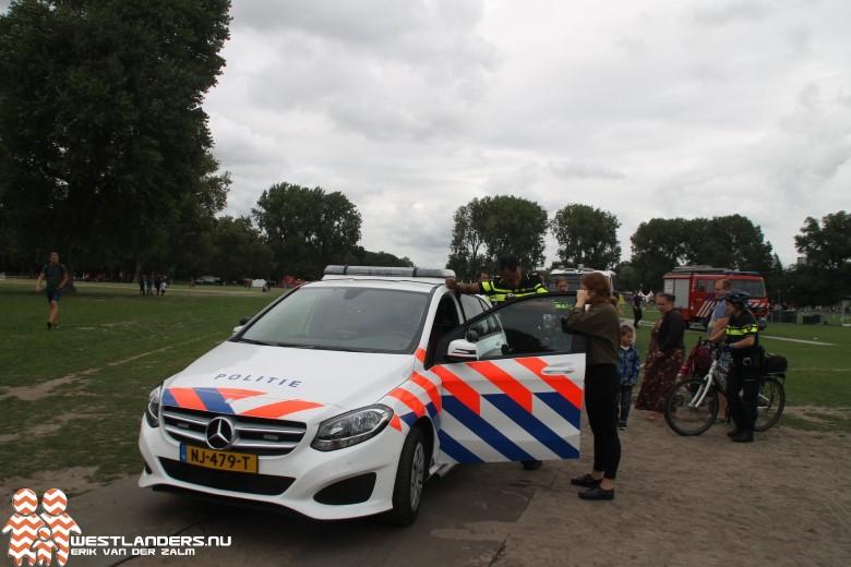 Veel reacties meldpunt politie over nieuwe dienstvoertuigen