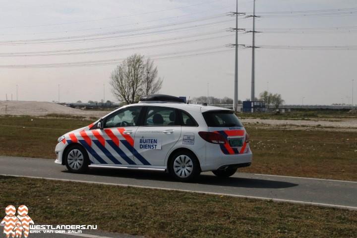 Nieuwe striping voor voertuigen hulpverleningsdiensten