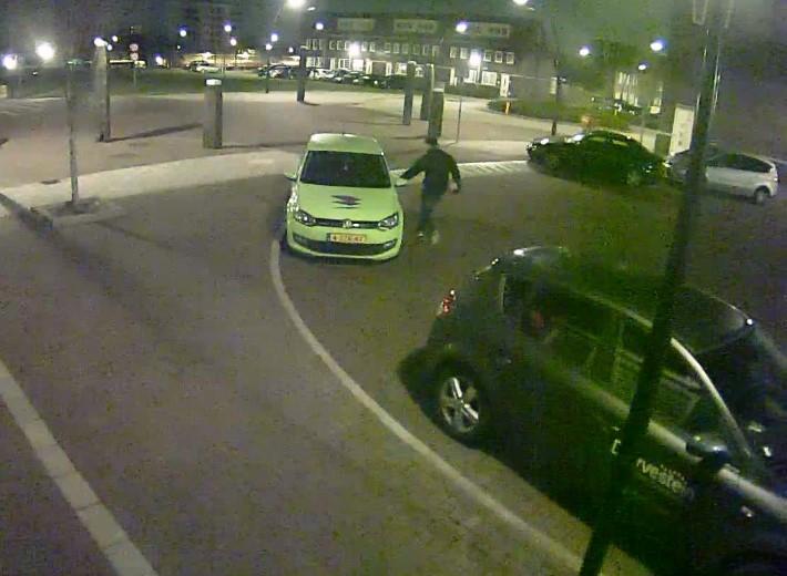 Auto-inbreker actief in Maassluis