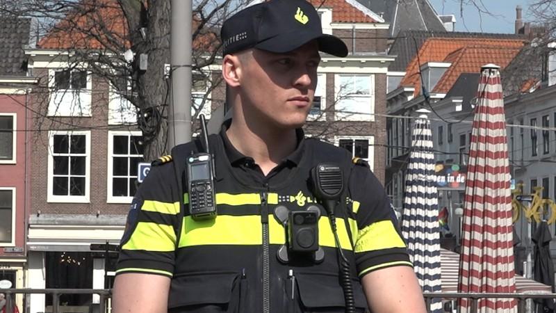 Agenten op straat krijgen bodycams