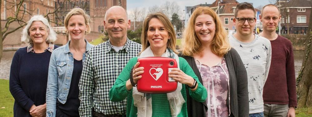 Grotere overlevingskans hartstilstand in regio Haaglanden