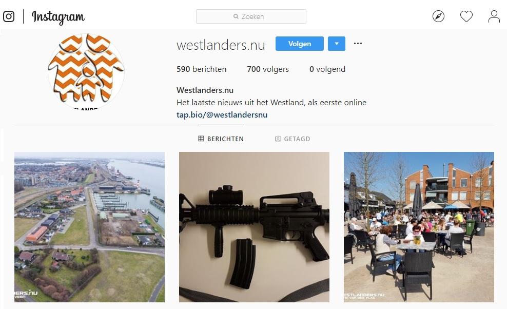 Eerste 500 nieuwe volgers op Instagram