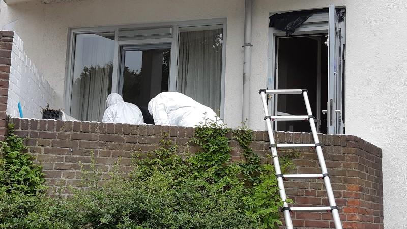 Opnieuw woningonderzoek bij vermoorde bejaarde Erasmusweg