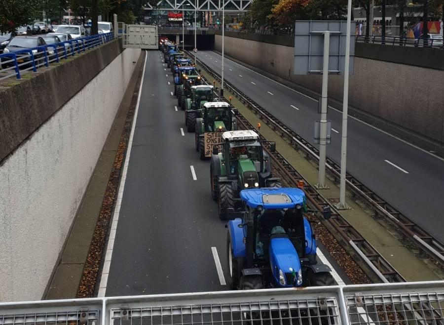 Rijkswaterstaat; mijd toegangswegen richting Den Haag