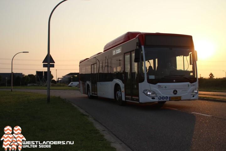 Nieuwe streekbussen in regio Haaglanden