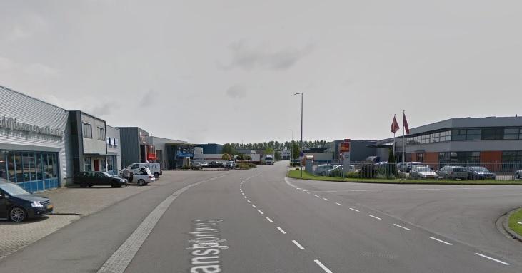 Omgevingsvergunning Transportweg voor slaapplaatsen chauffeurs