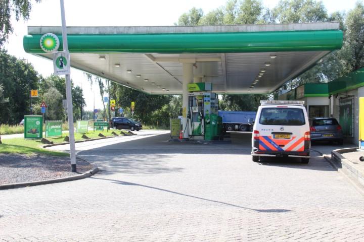 Getuigen overval BP-tankstation Vlaardingen gezocht