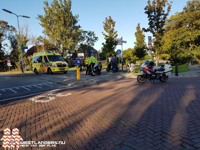 Ongeluk bij de Poeldijkseweg