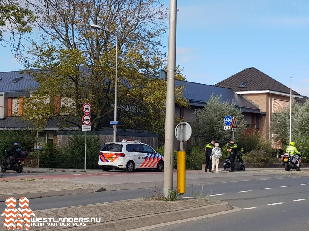 Licht gewonde na ongeluk Heulweg