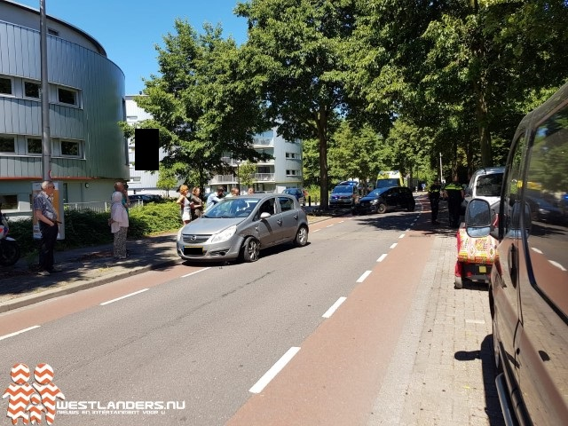 Collegevragen inzake afsluiting Ambachtsweg