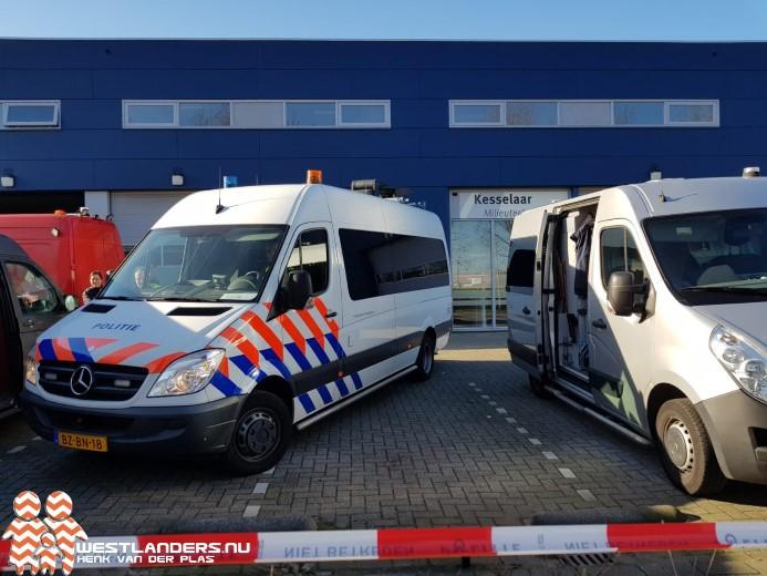 Voorarrest verdachten drugslab verlengd