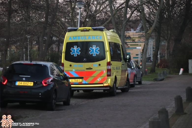 Beenletsel kind na ongeluk in Hofpark