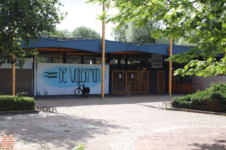 Collegevragen over toekomstplannen zwembad De Waterman