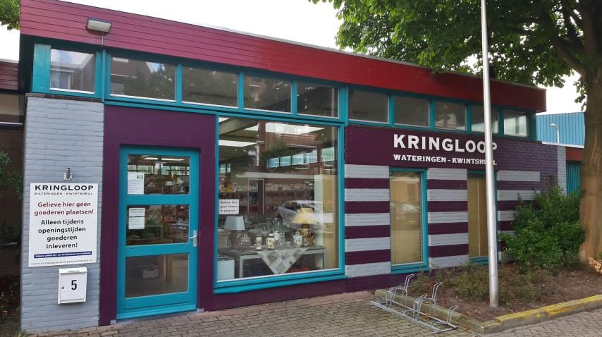 Kringloopwinkels: afval of bijval?