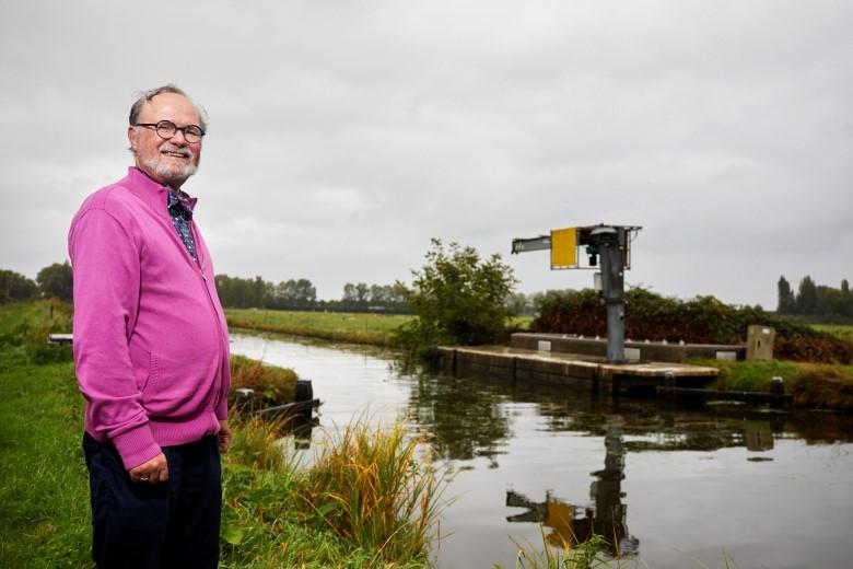 Passie voor water, stem op CU/SGP Delfland!