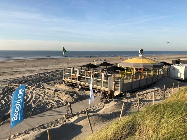 Wind, wind en nog eens wind aan de Westlandse kust!!