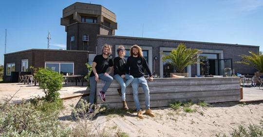 Hoekse Zeetoren wordt 1e plasticvrije eetcafé ter wereld