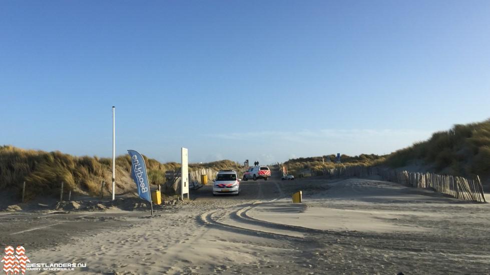 Kitespullen aangespoeld bij Arendsduin