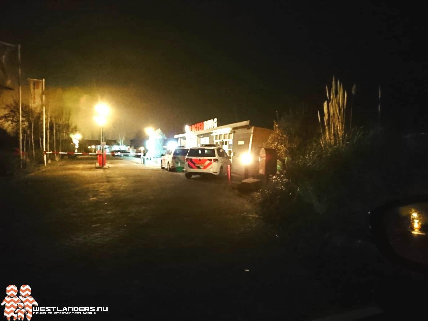 Gewonden bij steekpartij camping Vlugtenburg