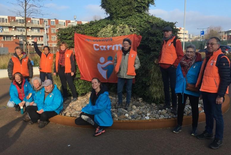 Huis in Actie-loop Carma naar Delft