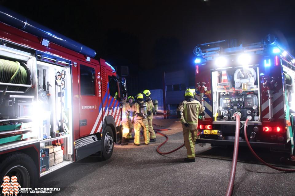 Getuigen gezocht na brandstichting