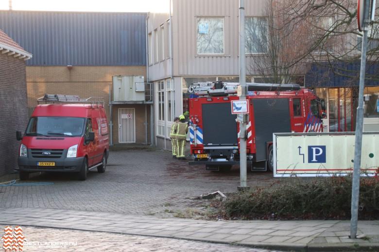 Politie doet instap in pand Lierweg