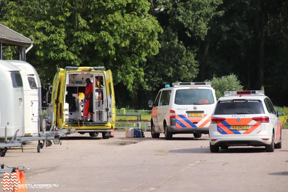 Meerdere gewonden na scooterwheelie bij paarden