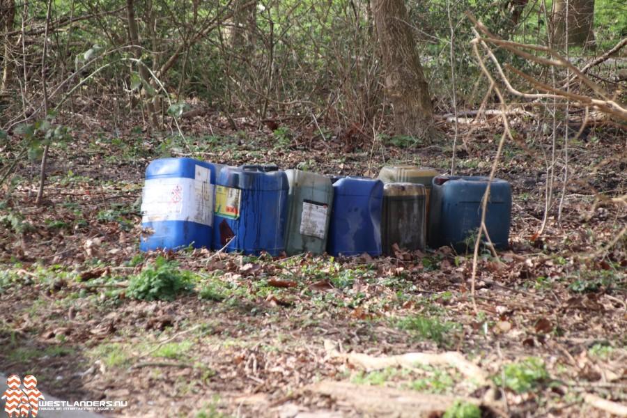 Meer drugslabs ontdekt en stijging dumpingen