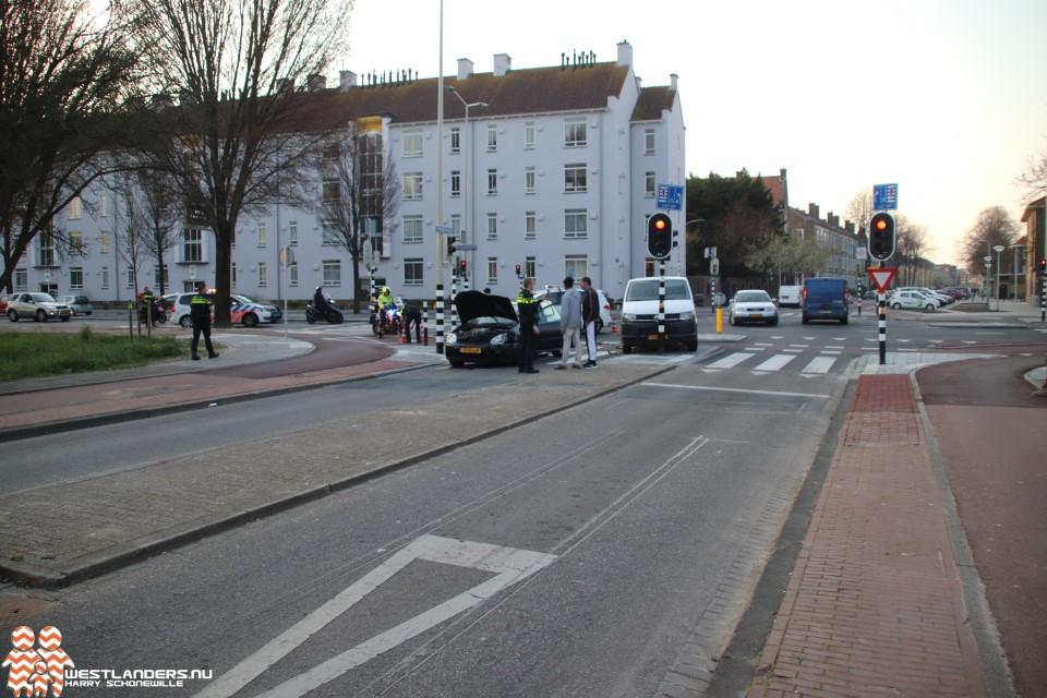 Ongeluk op de Erasmusweg