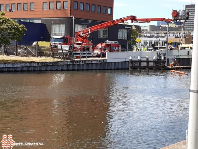 Groot duikalarm voor vermiste zwemmer Trekvlietweg